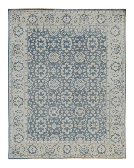 Blakely Hand-Knotted Rug, 6' x 9'