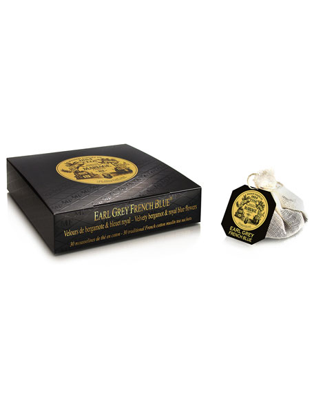 Mariage Freres International The French Art of Tea Earl Grey French Blue