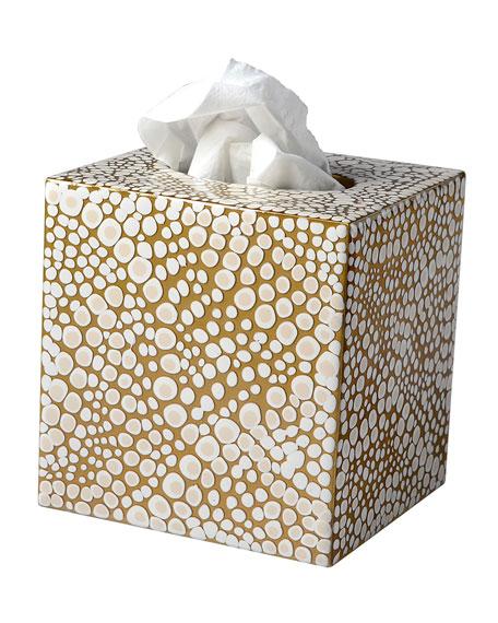 Mike & Ally Prosecco Boutique Tissue Box Cover