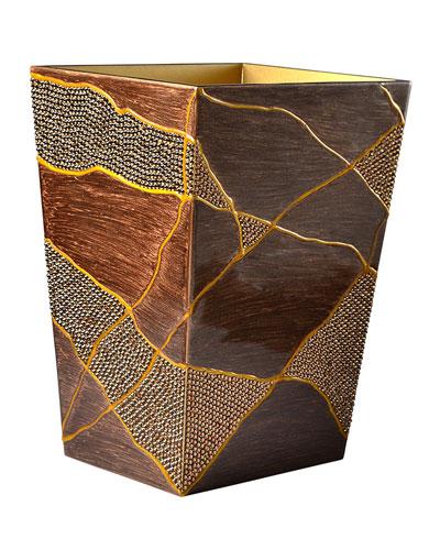 Genesis Wastebasket and Liner