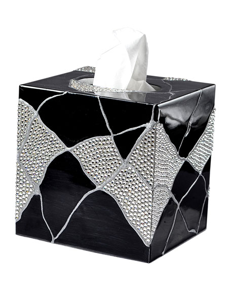 Mike & Ally Genesis Boutique Tissue Box Cover