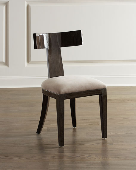 Interlude Home Marlow Klismos Dining Side Chair