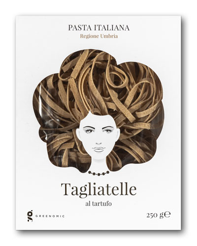 Good Hair Day Tagliatelle al tartufo Pasta  8.82 oz./ 250 g