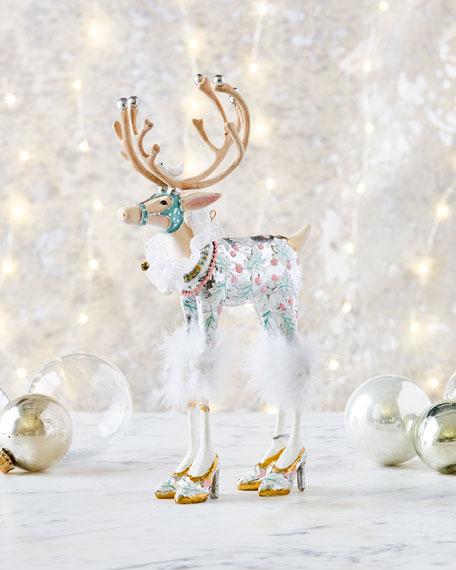 Patience Brewster Moonbeam Vixen Reindeer Figurine