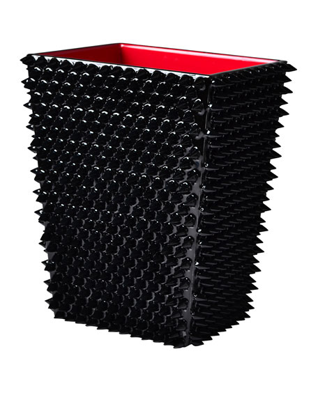 Mike & Ally Quill Wastebasket and Liner