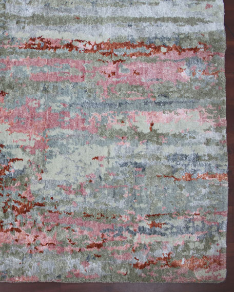 Calvin Hand-Knotted Rug, 9' x 12'