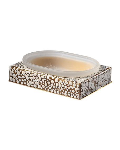 Mike & Ally Prosecco Square Soap Dish