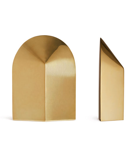 AERIN Archer Bookends, Set of 2