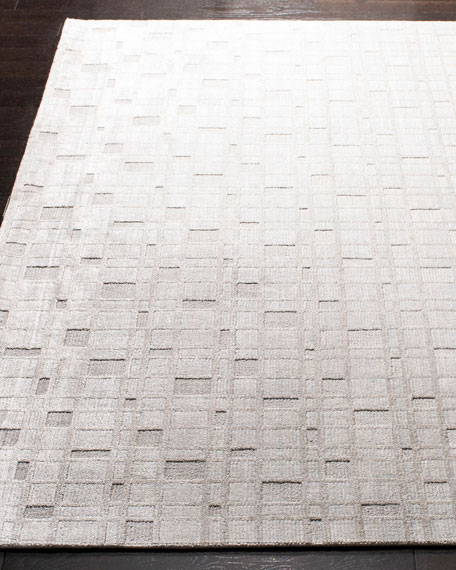 Safavieh White Rock Hand-Loomed Rug, 8' x 10'