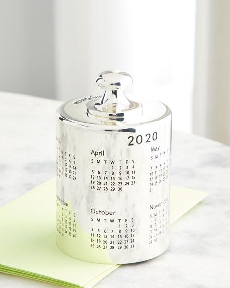 2020 Calendar Paperweight