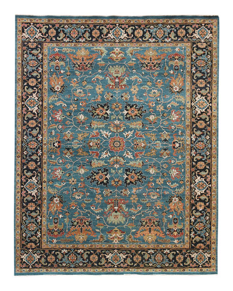 Hastings Hand-Knotted Rug, 12' x 15'
