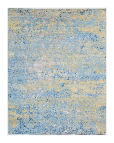 Sophia Hand-Knotted Rug, 10' x 14'