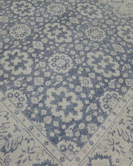Blakely Hand-Knotted Rug, 10' x 14'