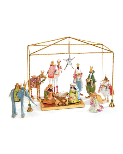 Nativity Mini Figures Intro Set