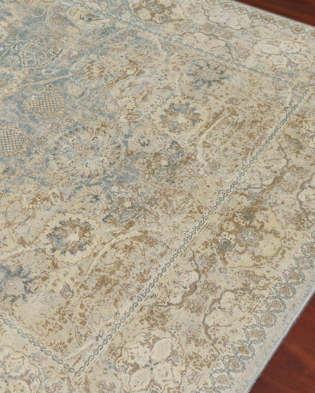 Fulton Hand-Knotted Rug, 10' x 14'