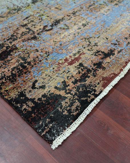 Amancio Hand-Knotted Rug, 10' x 14'