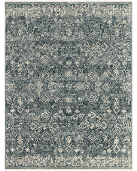 Quinton Hand-Knotted Rug, 9' x 12'