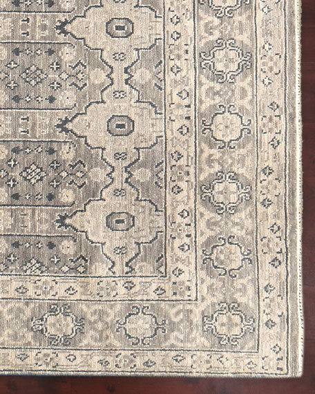 Dayton Hand-Knotted Rug, 9' x 12'