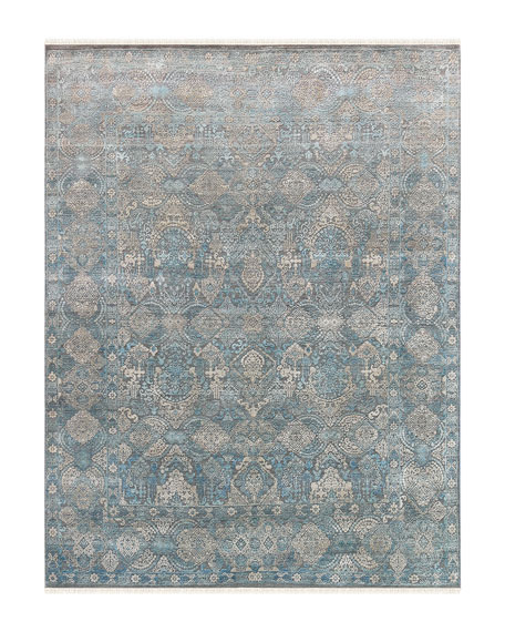 Lawrence Hand-Knotted Rug, 10' x 14'
