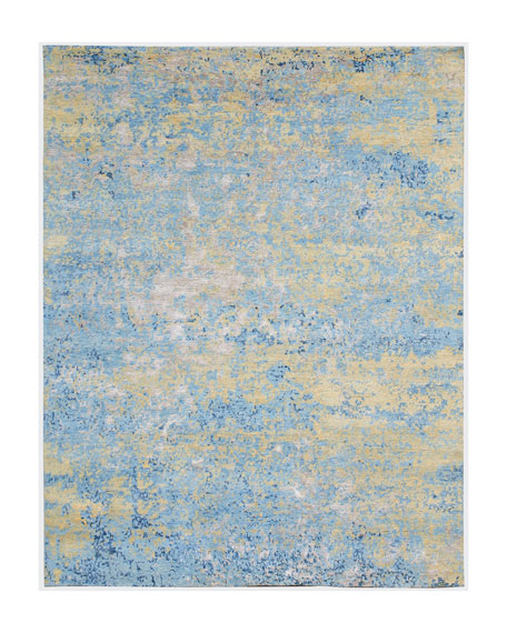 Sophia Hand-Knotted Rug, 8' x 10'