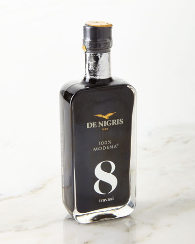 100% Modena 8 Travasi Density Balsamic Vinegar
