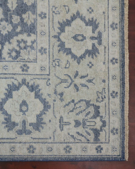 Blakely Hand-Knotted Rug, 8' x 10'