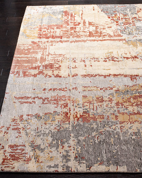 Safavieh Bronny Hand-Knotted Rug, 6' x 9'
