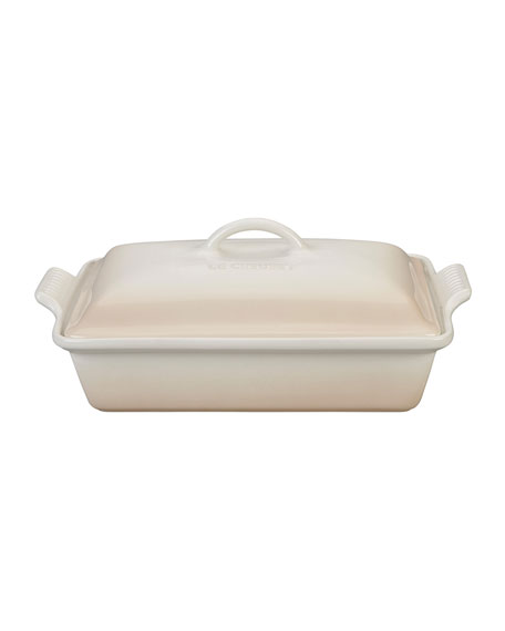 Le Creuset Heritage Covered Rectangular Casserole Dish