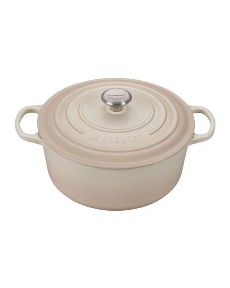 Le Creuset Signature Round 7.25-Quart Dutch Oven