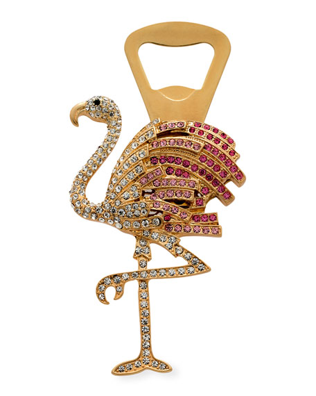 Joanna Buchanan Flamingo Bottle Opener