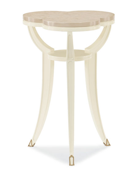 caracole Tippy Toes Side Table