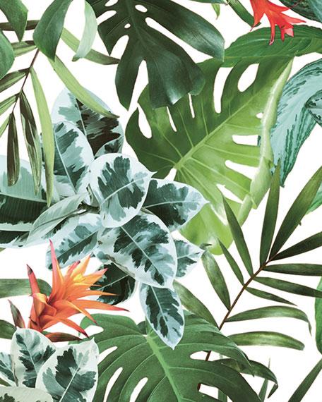 Tempaper Rainforest Removable Wallpaper
