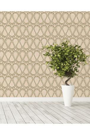Tempaper Sexy Serpentine Removable Wallpaper