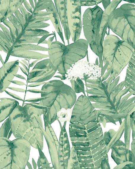 Tempaper Tropical Removable Wallpaper