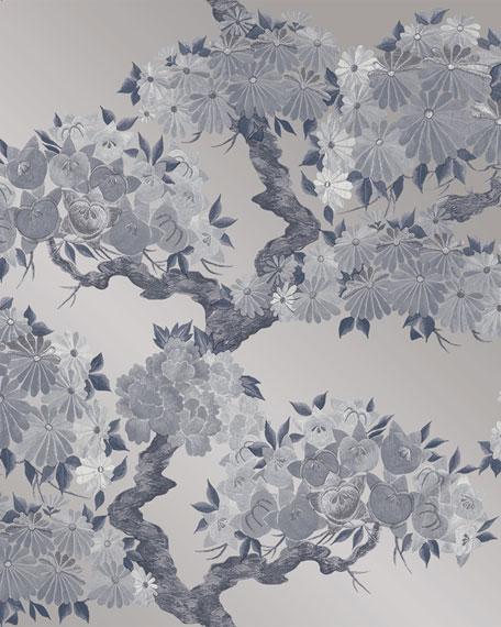 Tempaper Kimono Removable Wallpaper