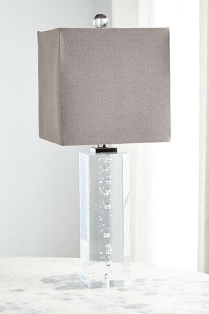 Regina Andrew Design Bubble Block Table Lamp