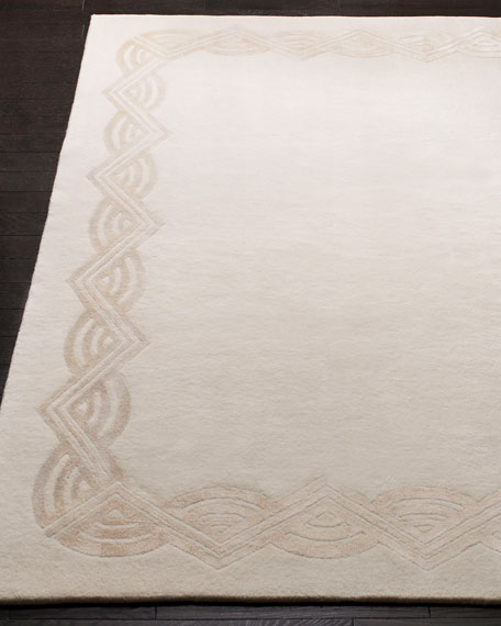 Ralph Lauren Home Dufrene Hand-Knotted Rug, 8' x 10'
