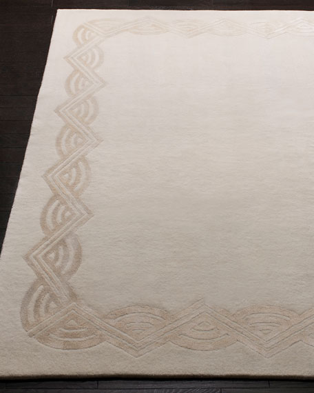 Ralph Lauren Home Dufrene Hand-Knotted Rug, 9' x 12'
