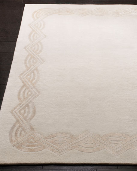 Ralph Lauren Home Dufrene Hand-Knotted Rug, 6' x 9'