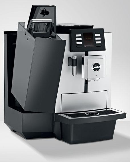Jura X8 Platinum Espresso Machine