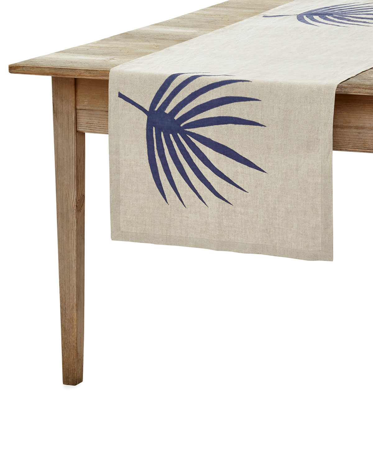 Joanna Buchanan Palm Frond Table Runner