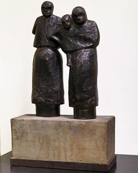 Jan Barboglio Familia Sculpture