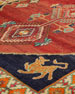 Cameron Hand-Knotted One of a Kind Rug, 4.8' x 8.8'