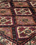 Marilyn Hand-Knotted One of a Kind Rug, 4.6' x 6.9'