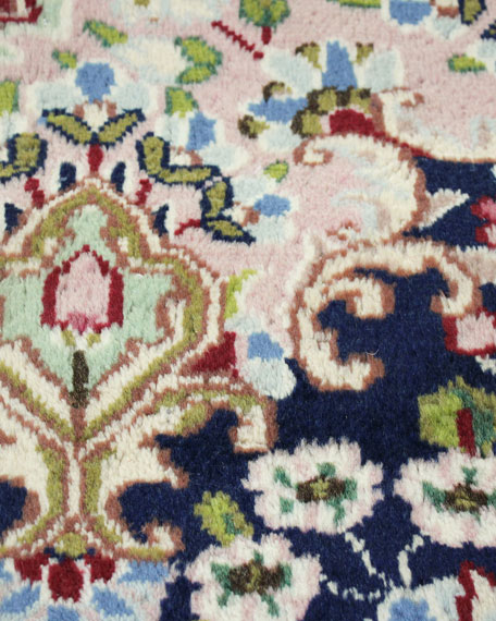 Louis Hand-Knotted One of a Kind Rug, 9.7' x 13.3'