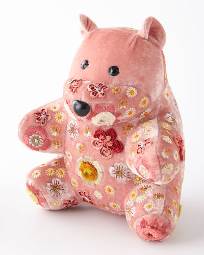 Old Rose Teddy Beauty, 10