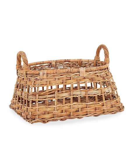 Mainly Baskets French Country Cabbage Basket