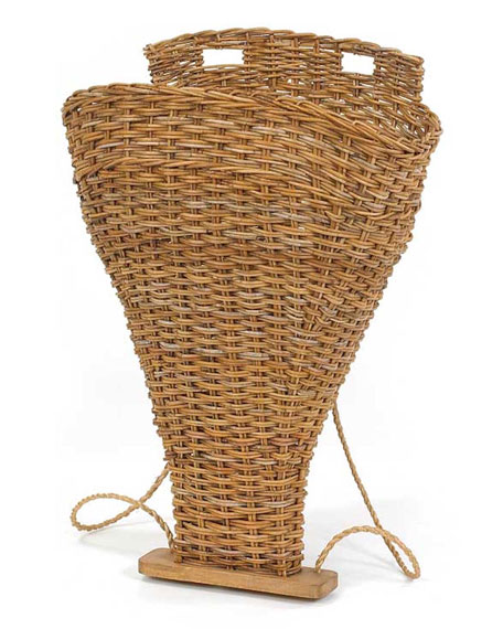 Mainly Baskets French Country Backpack
