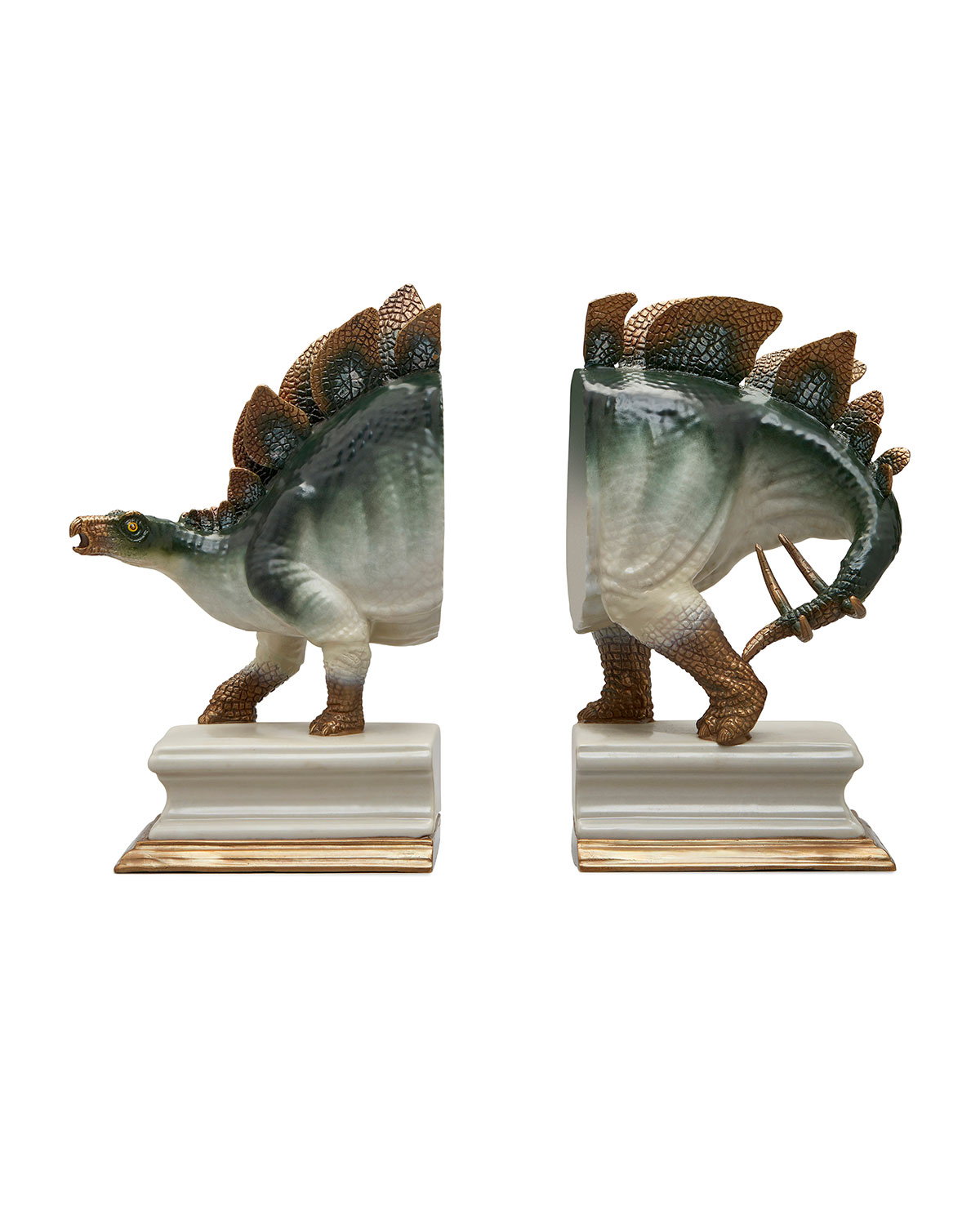 Dinosauria Bookends by House Of Hackney
