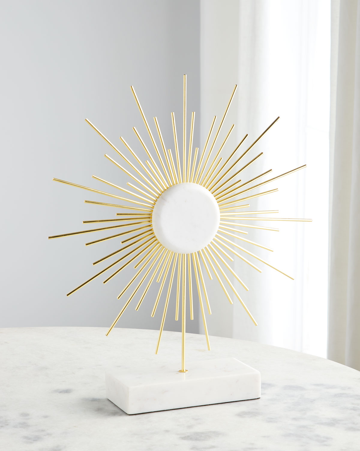 Sunburst Decor